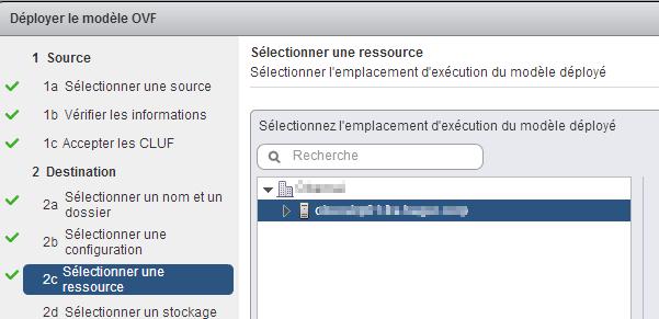 07. Select host - FR