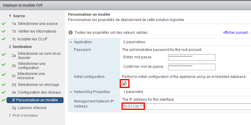 10. Password and IP - FR